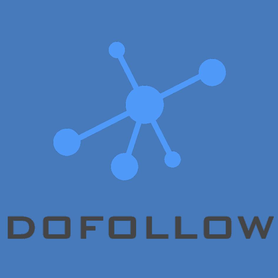 Dofollow logotype